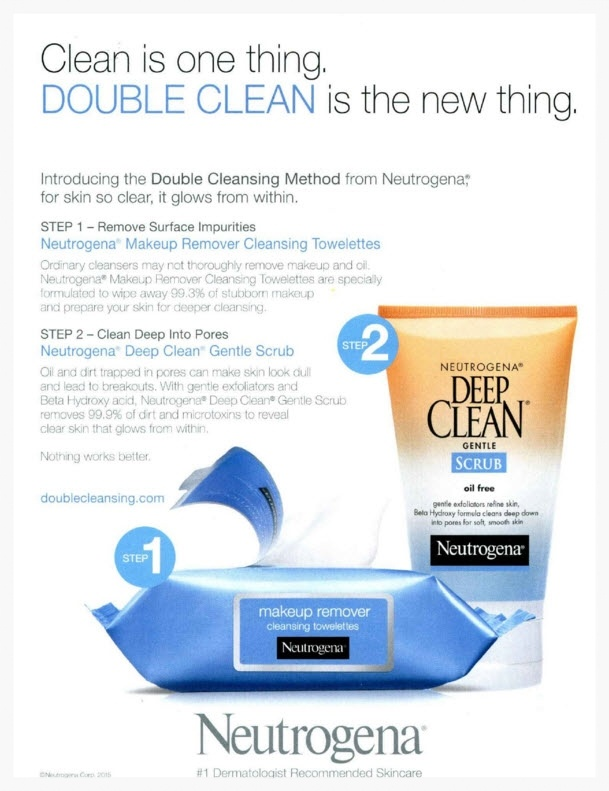 Ad with highest ad effectiveness score for Personal Care Industry