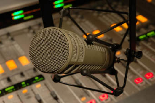 Picture of a microphone courtesy www.soundwriteservices.com.